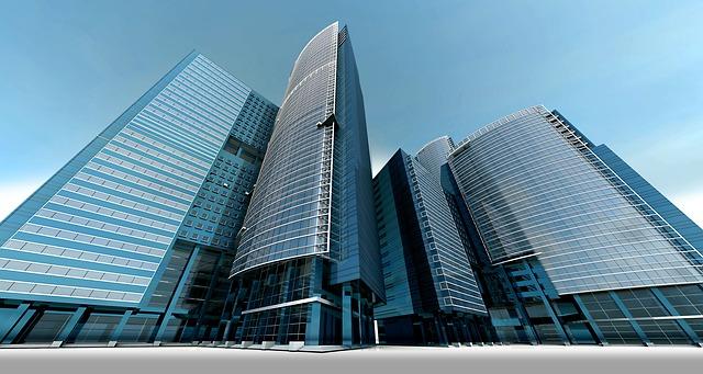 skyline edificios empresa