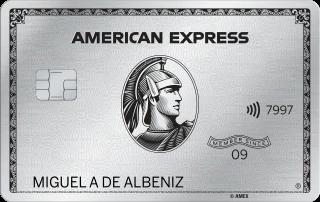 Tarjeta American Express