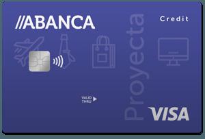 Tarjeta de Credito - Abanca